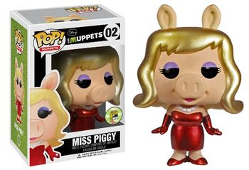 image de Miss Piggy (Metallic)