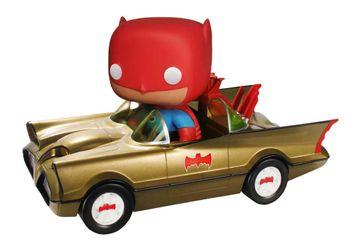 image de Batmobile (Gold)