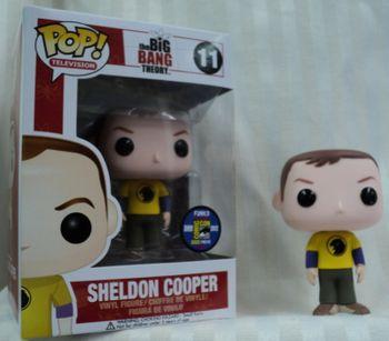 image de Sheldon Cooper #11 (Hawkman Shirt) [2012 SDCC]