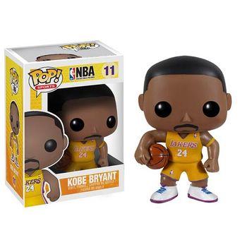 image de Kobe Bryant (Gold - No. 24 Jersey)