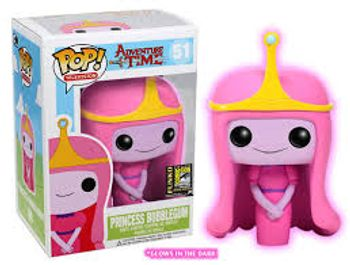 image de Princess Bubblegum (Glow in the Dark)