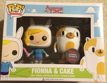 image de Fionna & Cake