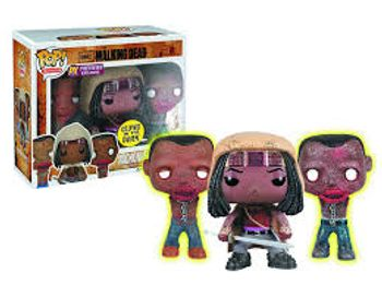 image de Michonne (Muddy) & Pets (Glow in the Dark)