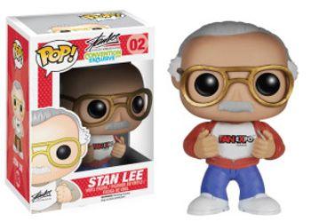 image de Stan Lee (Fan Expo) (White Shoes)