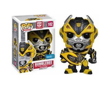 image de Bumblebee (w/ Cannon)