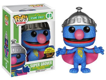 image de Super Grover (First to Market)