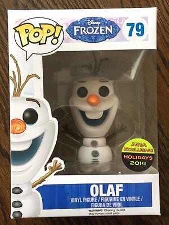 image de Olaf (Flocked)