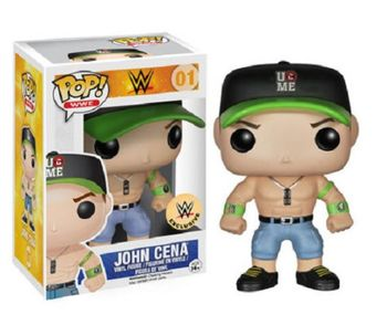 image de John Cena (Green Hat)