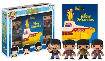 image de The Beatles Yellow Submarine Collector's Set