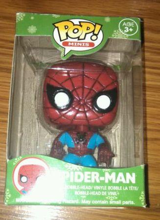 image de Spider-Man (Holiday)
