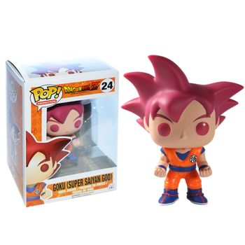 image de Super Saiyan God Goku