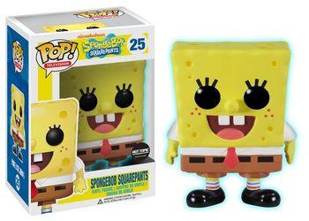 image de Spongebob Squarepants (Glow in the Dark)