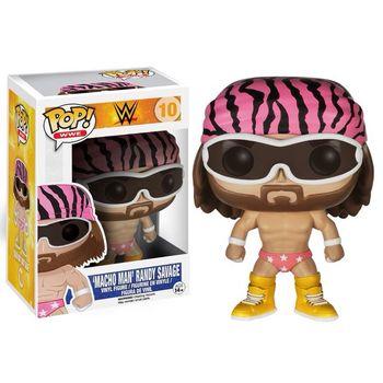 image de Macho Man Randy Savage (Pink Outfit)