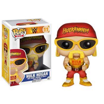 image de Hulk Hogan (Yellow Shirt)