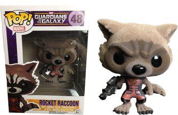 image de Rocket Raccoon (Ravagers Uniform) (Flocked)