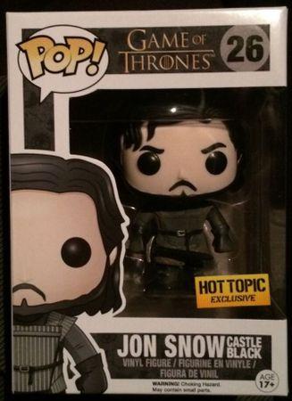 image de Jon Snow (Castle Black) (Muddy)
