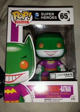 image de The Joker Batman-Batman