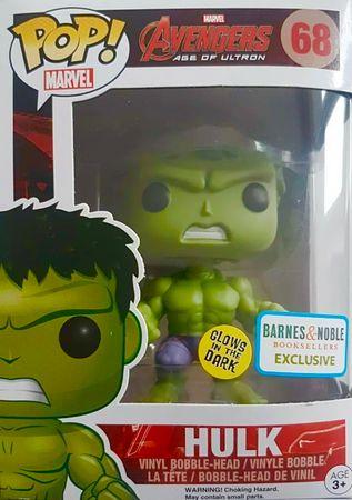 image de Hulk (Avengers 2) (Glow in the Dark)