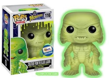 image de Creature From the Black Lagoon (Glow in the Dark)