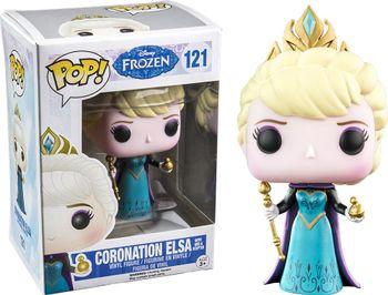 image de Coronation Elsa With Orb & Scepter