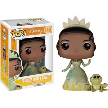 image de Princess Tiana & Naveen