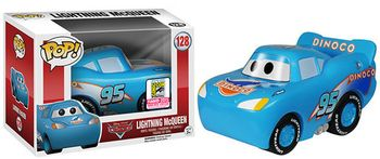 image de Lightning McQueen (Dinoco) [SDCC]