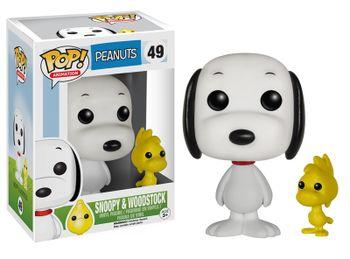 image de Snoopy & Woodstock