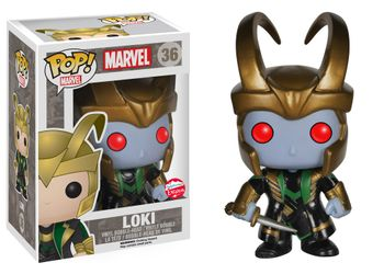 image de Loki #36 (Frost Giant, Bobble-Head) [Fugitive Toys]