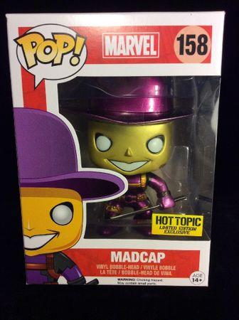image de Madcap (Metallic)