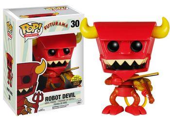 image de Robot Devil (w/ Violin)