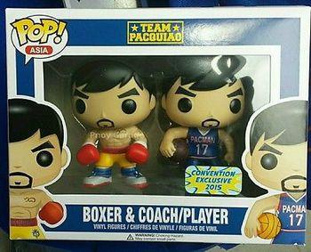 image de Manny Pacquiao (Boxer & Coach/Player)
