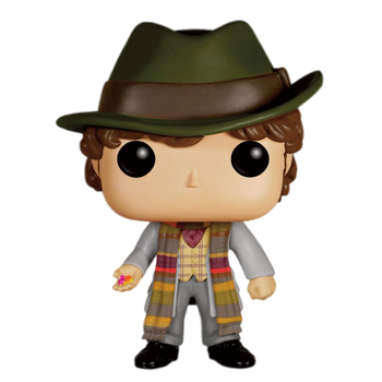 image de Fourth Doctor (Jelly Babies)