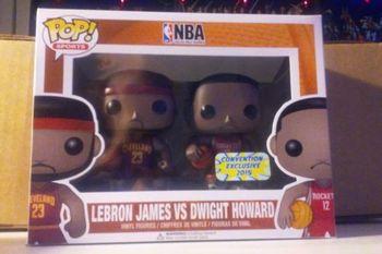 image de LeBron James VS Dwight Howard