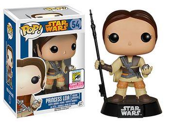 image de Princess Leia (Boushh Unmasked) [SDCC]