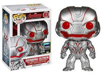 image de Ultron (Grinning) [Summer Convention]