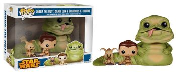 image de Jabba The Hutt, Slave Leia, & Salacious B. Crumb