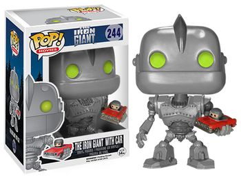 image de Iron Giant (with Car)