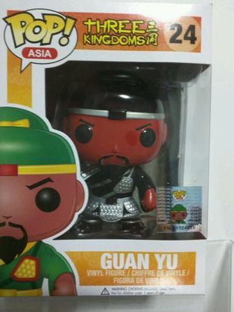 image de Guan Yu (Silver)