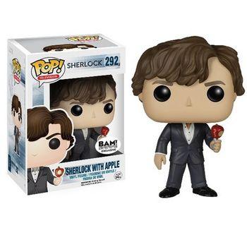 image de Sherlock Holmes (with Apple)
