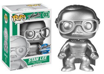 image de Stan Lee (Superhero) (Platinum)