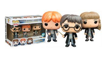 image de Harry Potter, Ron Weasley, & Hermione Granger (3-Pack)