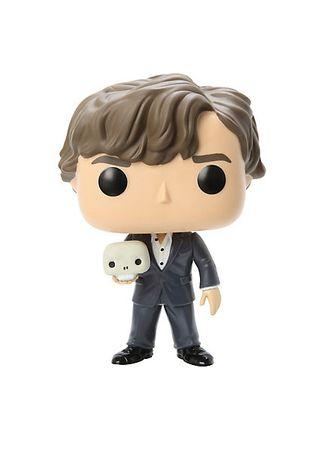 image de Sherlock Holmes (With Skull)