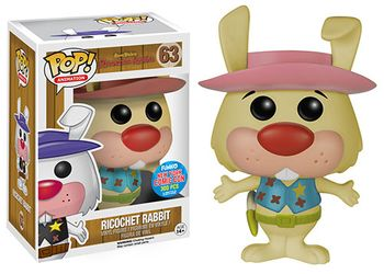 image de Ricochet Rabbit (Yellow)