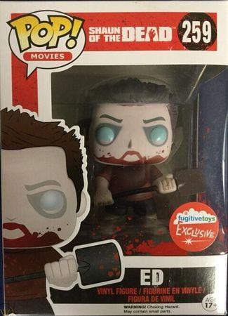 image de Ed (Shaun Of The Dead) (Zombie)