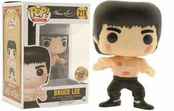 image de Bruce Lee (Enter The Dragon) (Black Pants)