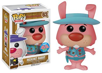 image de Ricochet Rabbit (Pink)