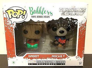 image de Groot & Rocket (Bobblers)