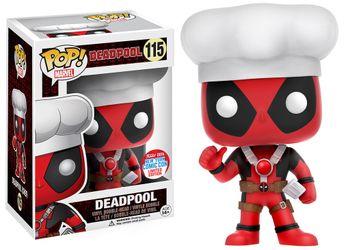 image de Deadpool (Movie) (Chef)