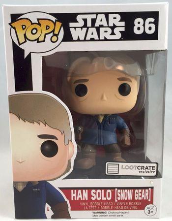 image de Han Solo (The Force Awakens) (Snow Gear)
