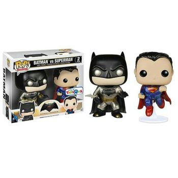 image de Batman V Superman (Dawn of Justice) (Metallic) (2-Pack)